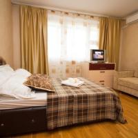 Apartment Bagrationovskaya