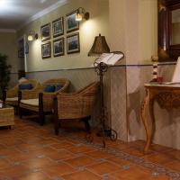 Hostal Jayma, hotel en Salobreña