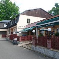 Pension Rybářská Bašta, hotel in Jablonec nad Nisou