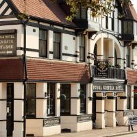 The Royal Norfolk Hotel, hotel in Folkestone