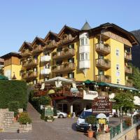 Alexander Hotel Alpine Wellness Dolomites, hotel in Molveno