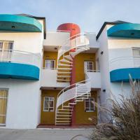 Los Gladiolos, hotel en Crespo