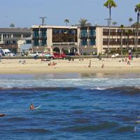Ocean Beach Hotel, hotel in Ocean Beach, San Diego