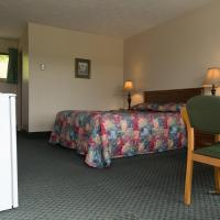 Kelly's View Motel, hotel em Boularderie East
