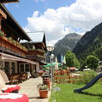 Alpenhotel Widderstein, отель в городе Миттельберг