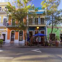 315 Recinto Sur Old San Juan, hotel in Old San Juan, San Juan