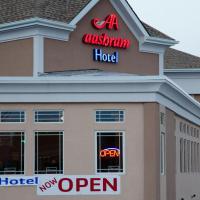 Aashram Hotel by Niagara River, hotel v mestu Niagara Falls
