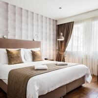 Hotel Alpha, отель в городе Фрибур