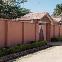 Mukuba House, отель в городе Lubumbashi