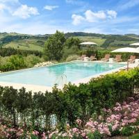 Villa Le Calvane, hotell i Montespertoli