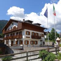Residence Malibù, hotel in Falcade