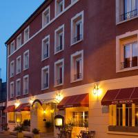 Hotel Berneron, hôtel à Vallon-Pont-d'Arc