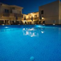 Naiades Luxury Apartments, hotel in Kalathas