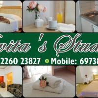 Evita's Studios, hotel a Loutra Edipsou