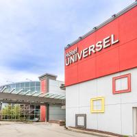 Hotel Universel, hotel in Quebec City