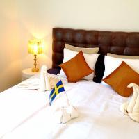 Brodderuds Apartment, hotell i Mariestad