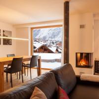 Elite Alpine Lodge - Apart & Breakfast, hotel in Saas-Fee