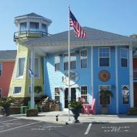 Drifters Reef Hotel, hotel in Carolina Beach
