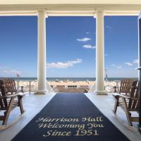 Harrison Hall Hotel, hotel in Ocean City