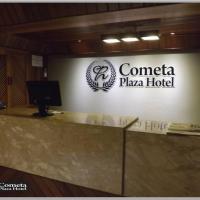 Cometa Plaza Hotel, hotel em São Luís Gonzaga
