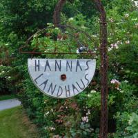 Hannas Landhaus, hotel in Jennersdorf