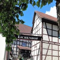 Hotel Bad Langensalza Eichenhof, отель в городе Бад-Лангензальца