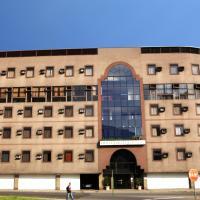 Stratus Vila Hotel, hotel in Volta Redonda