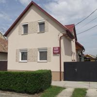 Radek Vendégház és Apartman, hotel in Halászi