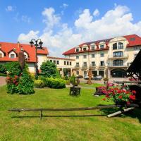 Hotel Galicja Wellness & SPA, отель в Освенциме