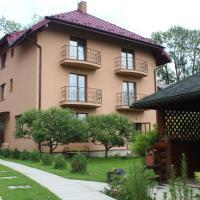 Sukhoviia, hotel v destinaci Jasiňa