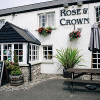 Rose And Crown, hotel in Porthcawl