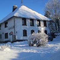 Pension Fuchsbau, hôtel à Münchberg