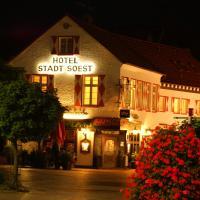 Hotel Stadt Soest, hotel in Soest