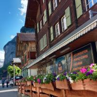 BASE Cafe, hotel in Lauterbrunnen