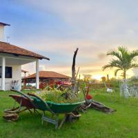 Pousada Três Lagoas, hotel in Luis Correia