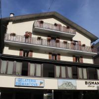 Albergo Ristorante Bismantova, hotel in Castelnovo ne' Monti