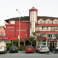 Hotel Romantic, хотел в Бяла