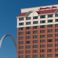 Hampton Inn St Louis- at the Arch, hotel in Saint Louis