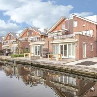 Lake-View apartment with dishwasher, close to Amsterdam