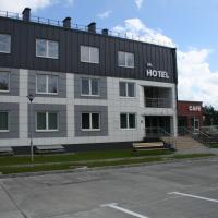 Bruzgi – hotel w Grodnie