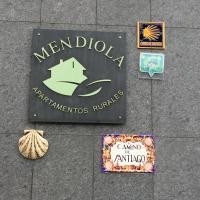 Apartamentos De Montaña Mendiola - Casa Ferran, hotel in Valcarlos