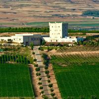 Chateau Pago De Cirsus, hotel en Ablitas