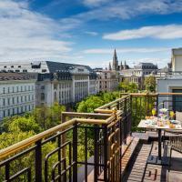 Hilton Vienna Plaza, hotel in Vienna
