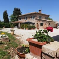 Agriturismo Rustichino, hotel a Giano dell'Umbria