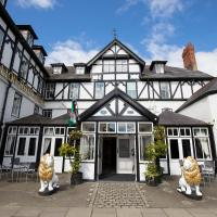 White Lion Royal Hotel, hotel in Bala