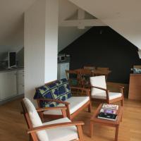 Appartement vue mer avec piscine intérieure, hôtel à Larmor-Plage