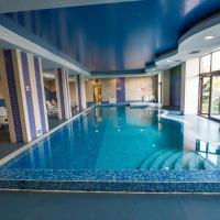 Rhodopi Home Hotel - Half Board, отель в городе Чепеларе