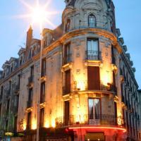 Hôtel Restaurant Le Regina, hotel in Le Puy-en-Velay