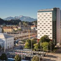 Austria Trend Hotel Europa Salzburg, hotel Salzburgban