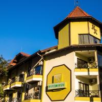 Hotel Kirst, hotel in Piratuba
